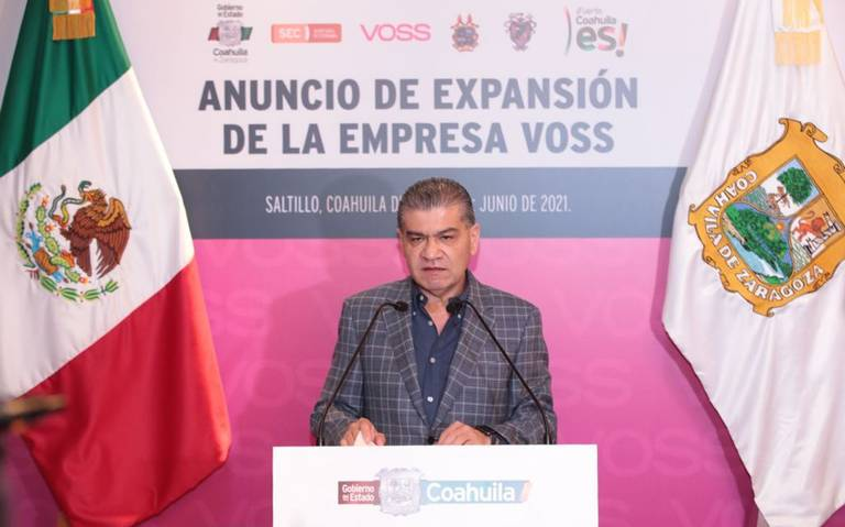 Voss Automotive Mexico to invest US$6 million in Coahuila