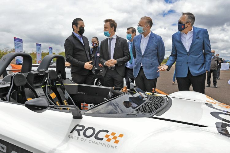 Querétaro expands test track for the automotive industry