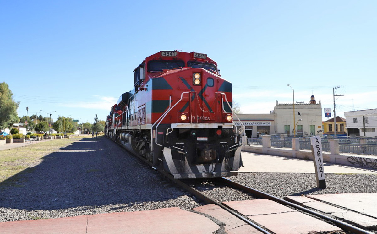 Investors interested in Jalisco-Aguascalientes railroad