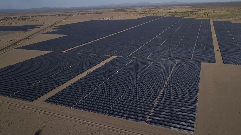 IEnova solar park starts operations in Juarez