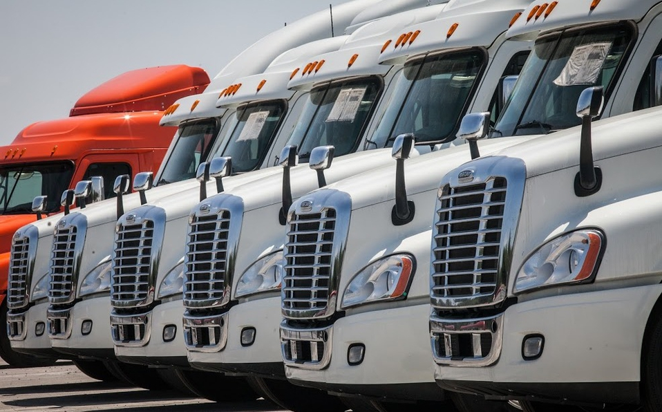 Mexico's commercial truck exports increase by 277% in May