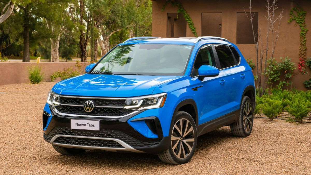Volkswagen de Mexico recalls Taos 2021 for revision