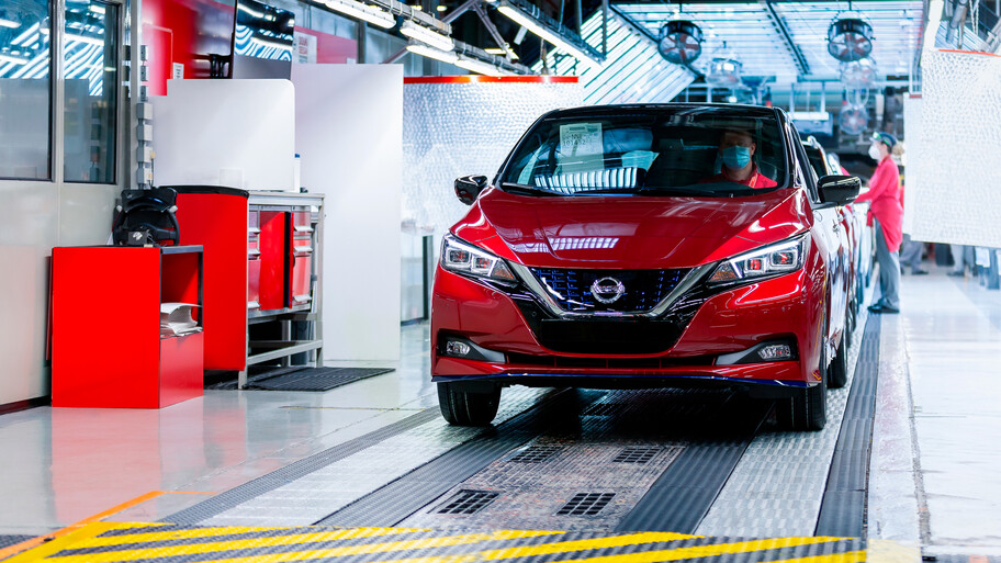 Nissan to launch new electric car model in Mexico