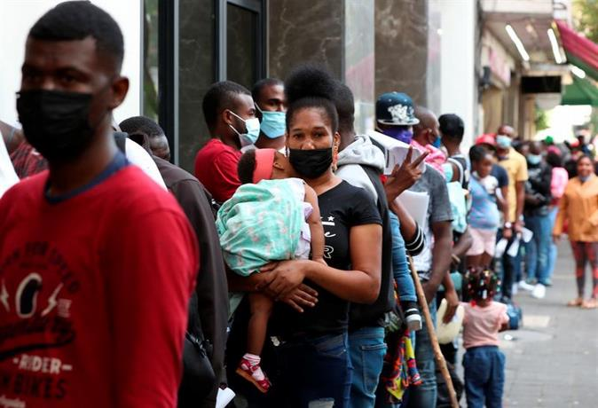Mexico's maquiladora industry could hire up to 80,000 Haitians