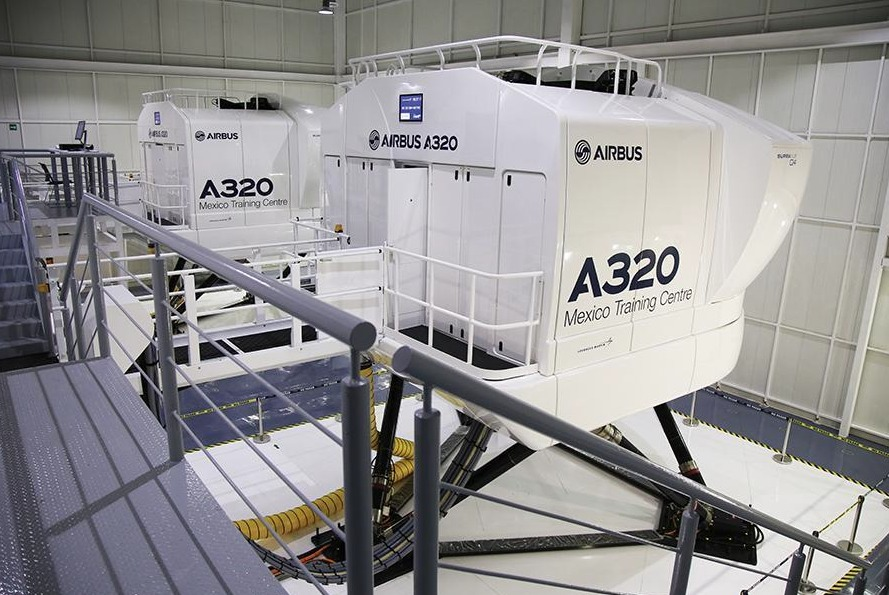 Airbus Mexico Training Center celebrates its 5th anniversary