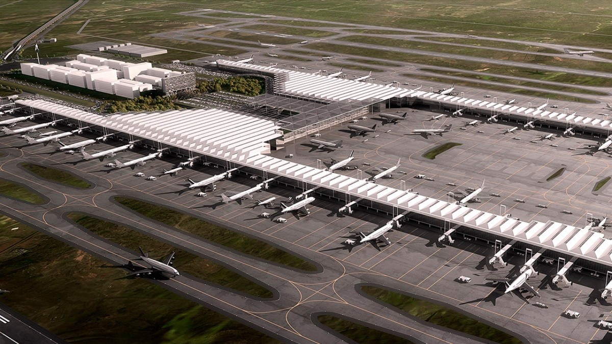 Airlines already interested in AIFA: SCT