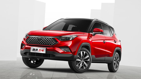 JAC E Sei4 Pro arrives in Mexico in its electric version